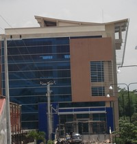 Gedung Timur VEDC
